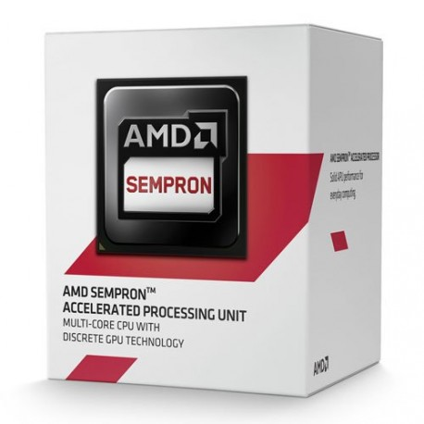 Processeur AMD Sempron 2650 - 2 cœurs 1,45 GHz Socket AM1