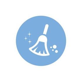 Nettoyage, dépoussiérage, Atelier intervention.