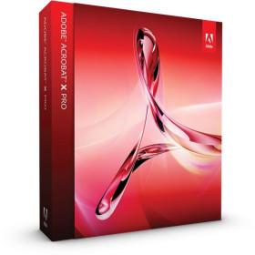 Licence Adobe reader Professionnel X 11 mono poste