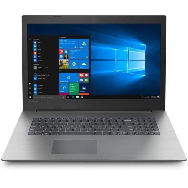 PC Portable Lenovo 17,3 pouces HD, processeur  AMD A9 - 8Go en DDR4