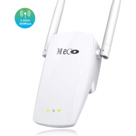 Répéteur Wireless 300 Mbps Amplificateur de Signal sans Fil WiFi Itinérance