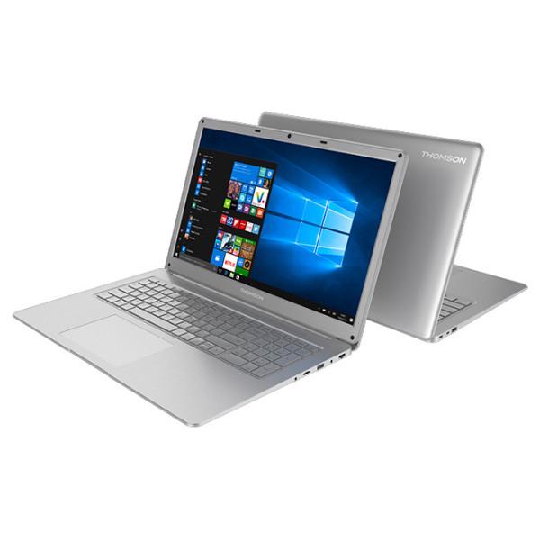 PC Portable Thomson 17,3 pouces Intel celeron - 8Go DDR3 - HDD 1Too - Vidéo intel