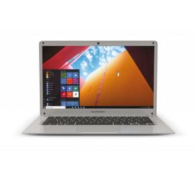 PC portable 14,1 pouce SCHNEIDER - Intel celeron 2,4 Ghz - 4Go de mémoire - 32Go flash + HDD 500Go