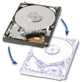 Clône de disque dur ou récupération de données